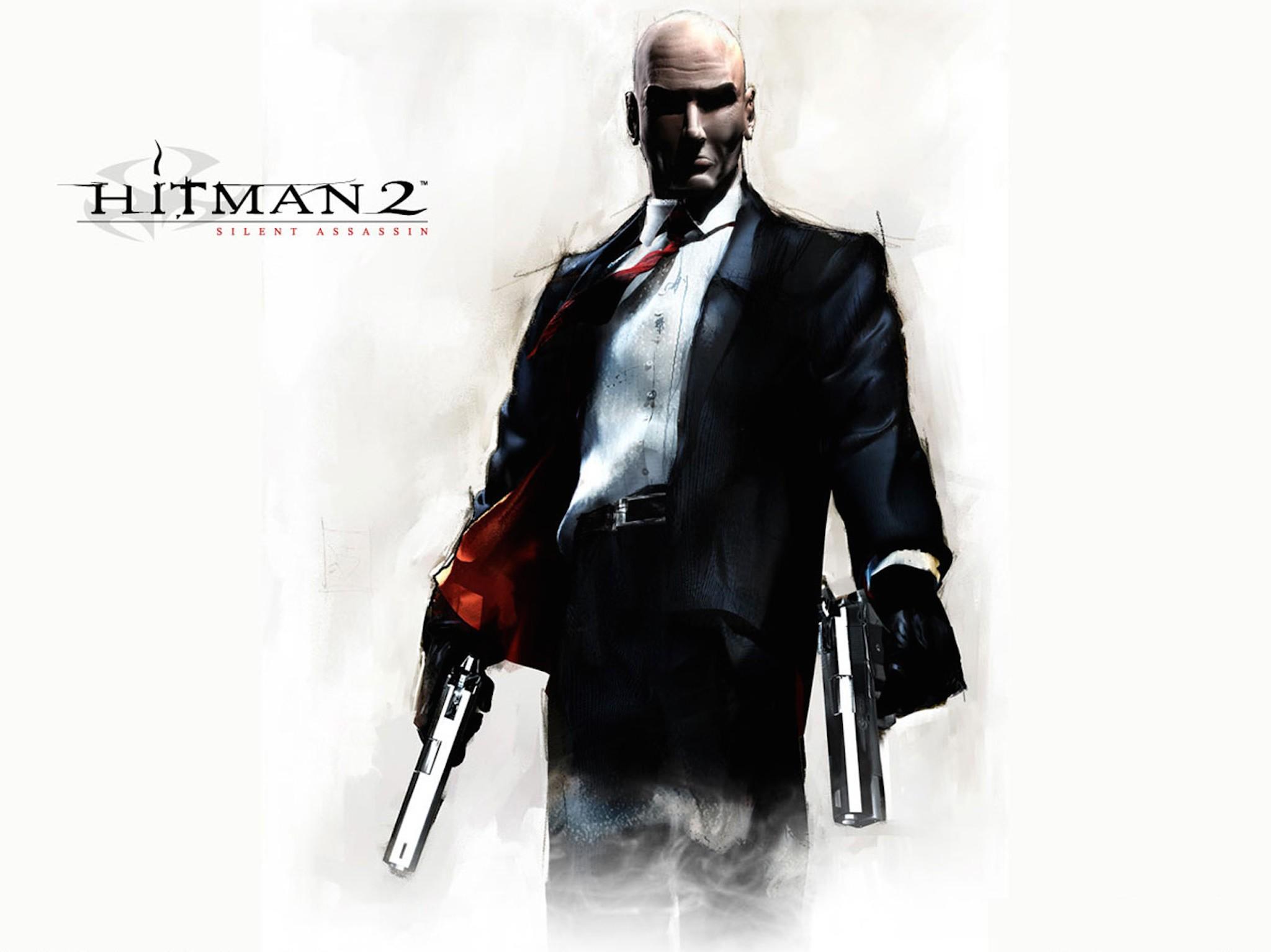 Hitman 2 Silent Assassin Wallpaper Free Hd Downloads