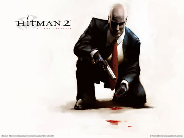 Hitman Silent Assassin   1