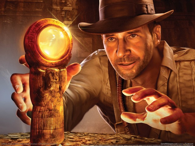 Indiana Jones And The Staff Of Kings   1