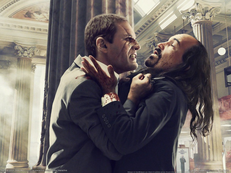 Kane & Lynch Dead Man   2