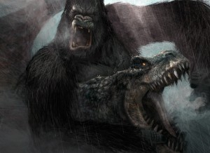 King Kong-Peter Jackson Wallpaper