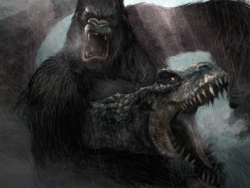 King Kong-Peter Jackson Wallpaper