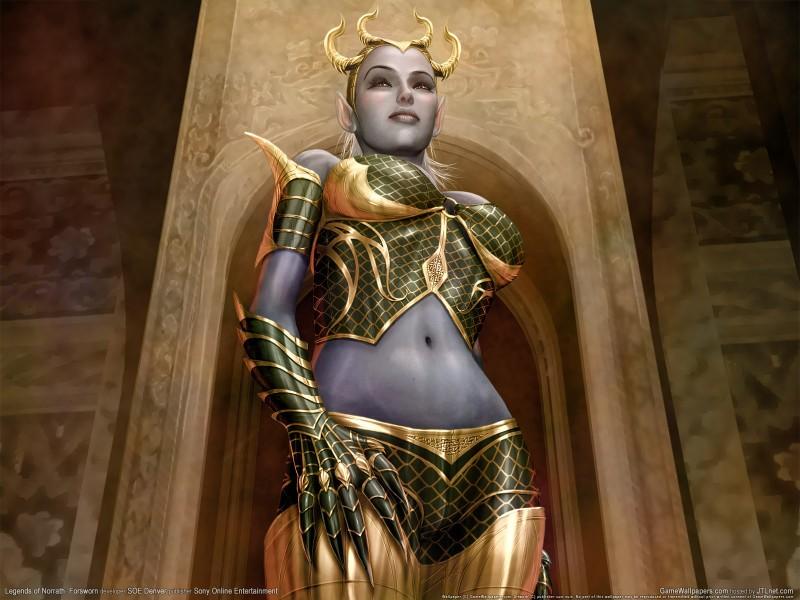 Legends Of Norrath Forsworn
