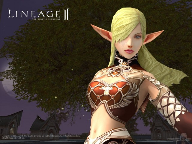 Lineage 2   The Chaotic Cronicle 8