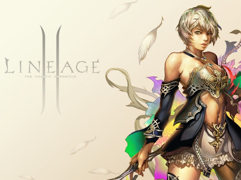 Lineage ll Kamael Wallpaper