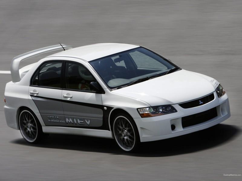 Mitsubishi Evo 86 1600