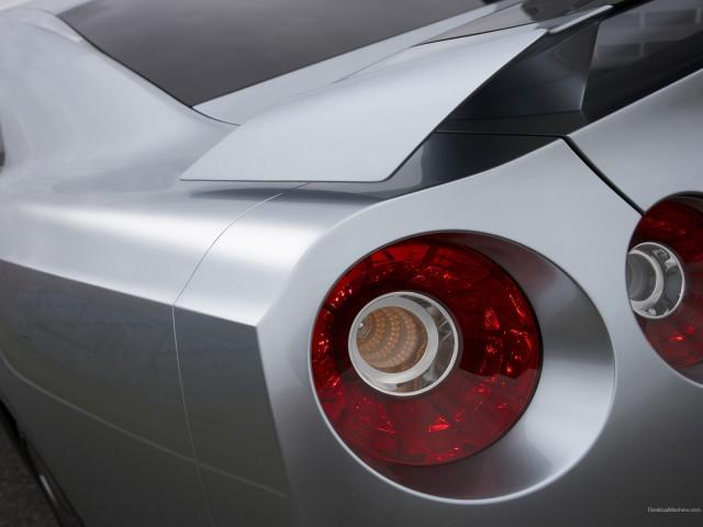Nissan Gt R 117 1600