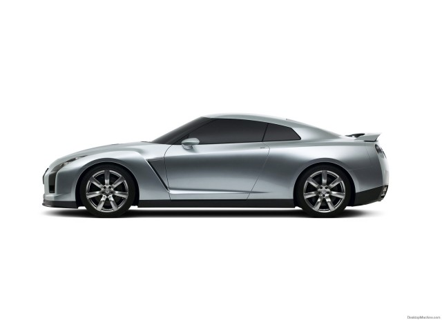 Nissan Gt R 125 1600