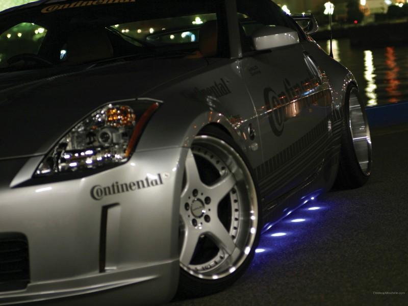 Nissan Wald 350z 02 1600