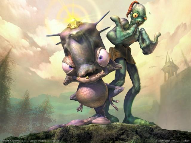 Oddworld Munch's Oddysee   1
