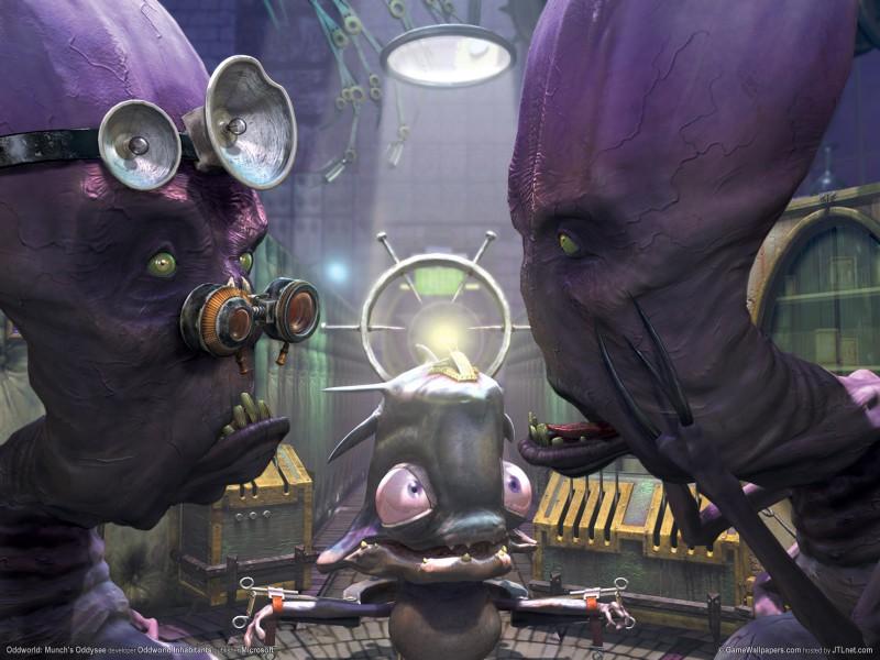Oddworld Munch's Oddysee   3