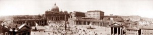Piazza_st._peters_rome_1909