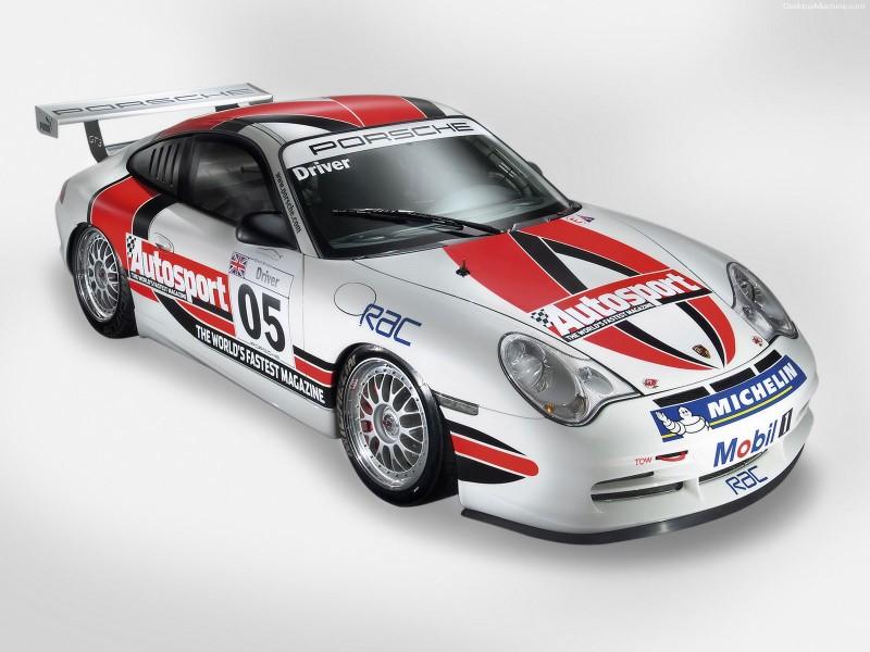 Porsche 911 Gt3 146 1600