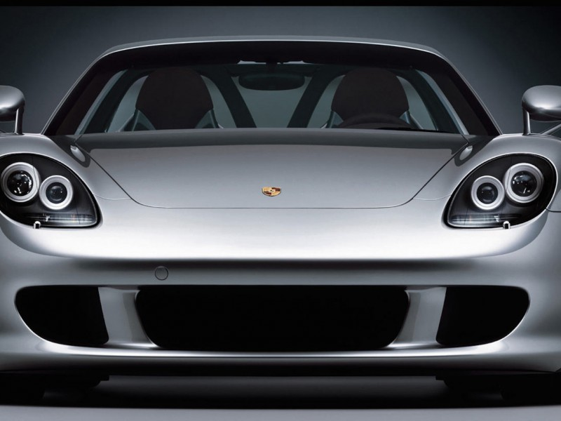 Porsche Carrera GT 2004 Wallpaper