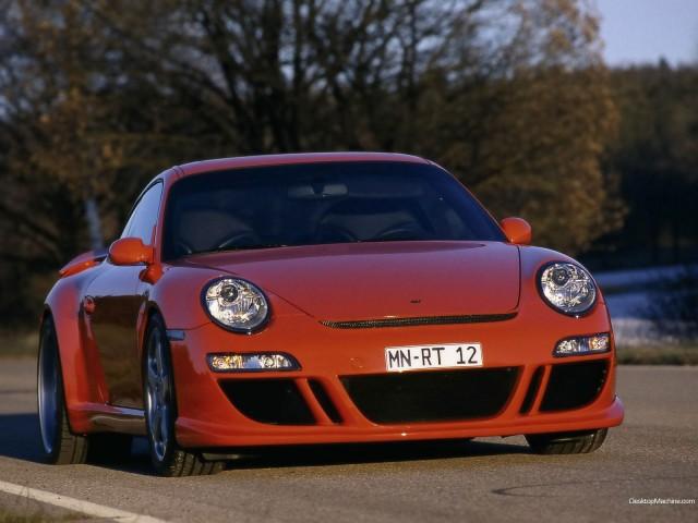 Porsche Rt 12 124 1600