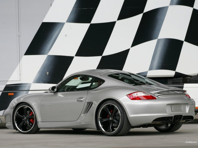 Porsche Cayman S 244 1600