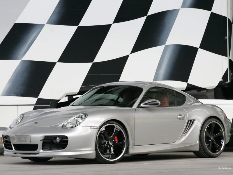 Porsche Cayman S 245 1600
