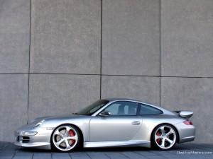 Porsche Techart 117 1600