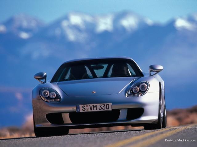 Porsche Cargt 107 1600