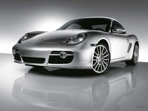 Porsche Cayman 219 1600