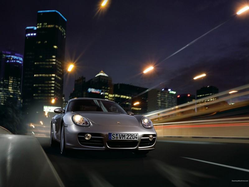 Porsche Cayman 224 1600