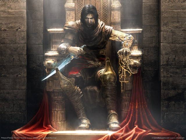Prince Of Persia The Two Thrones   2