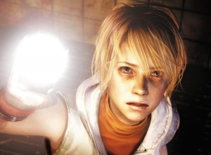 Silent Hill 3-Heather Mason Wallpaper