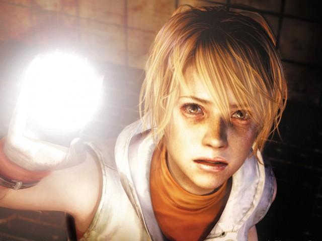 Silent Hill 3-Heather Mason Wallpaper