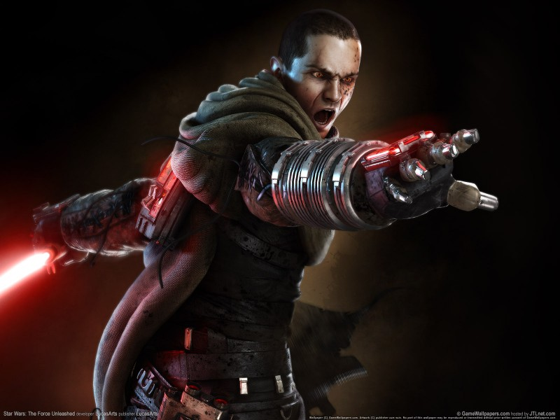 Star Wars The Force Unleashed   4