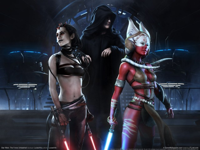 Star Wars The Force Unleashed   5