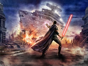 Star Wars The Force Unleashed   6