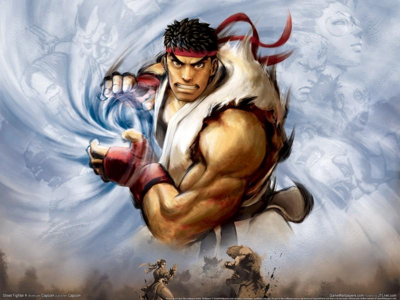 Street Fighter 4   1