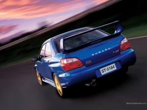 Subaru Impreza 12 1600