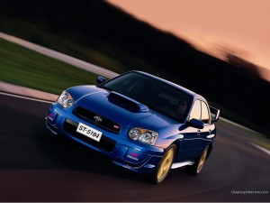 Subaru Impreza 13 1600