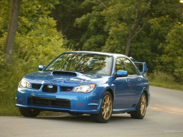 Subaru Wrx 43 1600