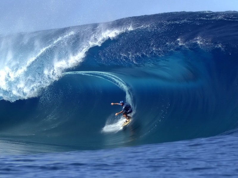 Surf Hawaii Wallpaper