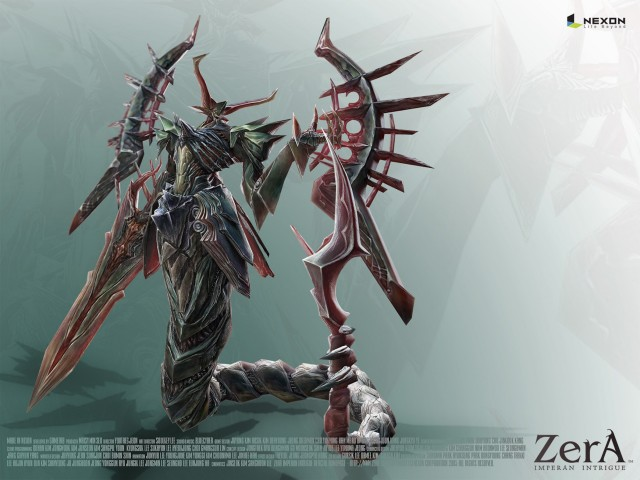 ZerA Boss Render Wallpaper
