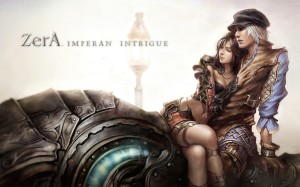 ZerA Imperan Intrique Characters Wallpaper