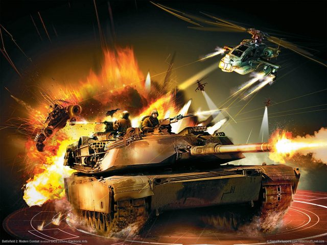 Battlefield 2: Modern Combat Wallpaper