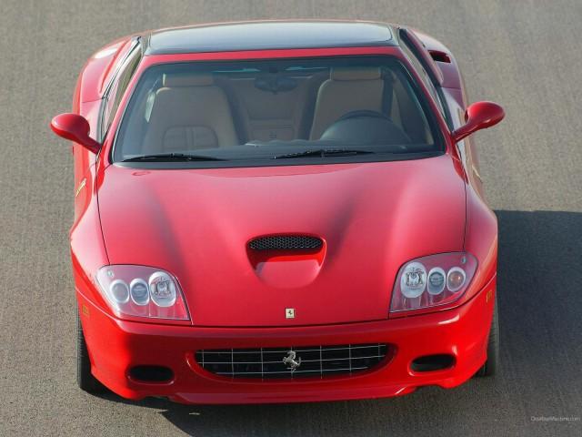 Ferrari 575 Supera 129 1600