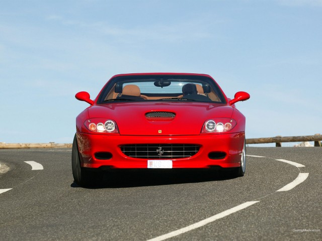 Ferrari 575 Supera 132 1600