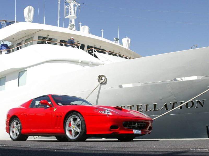 Ferrari 575 Supera 138 1600