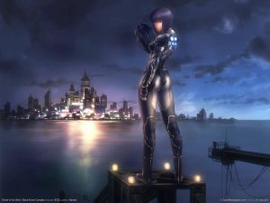 Ghost In The Shell: Stand Alone Complex Wallpaper