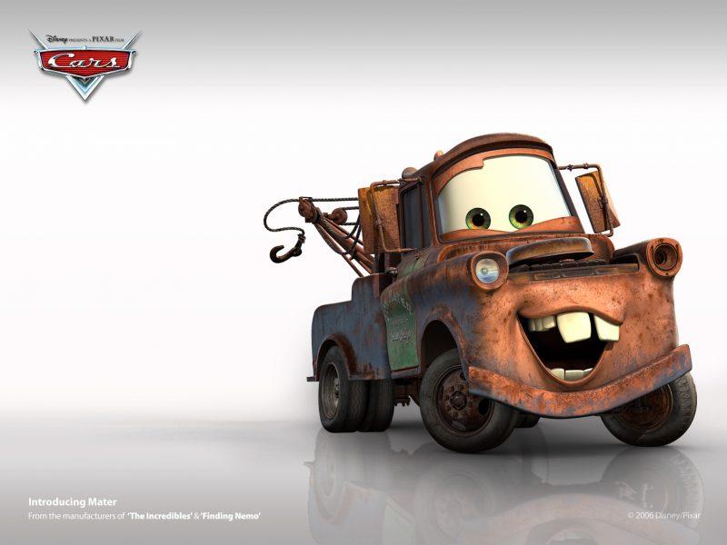 Mater-Disney HD Wallpaper
