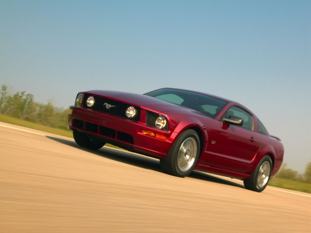 2005 Ford Mustang Gt.