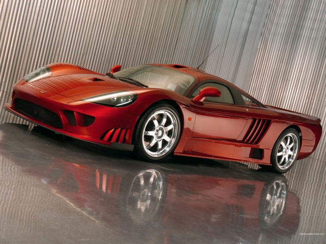 Saleen S7 Turbo 06 1600