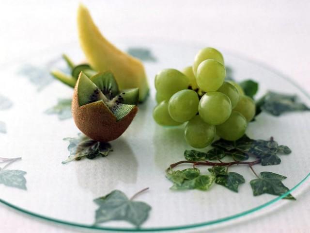 Very Tasty Grapes Wallpaper