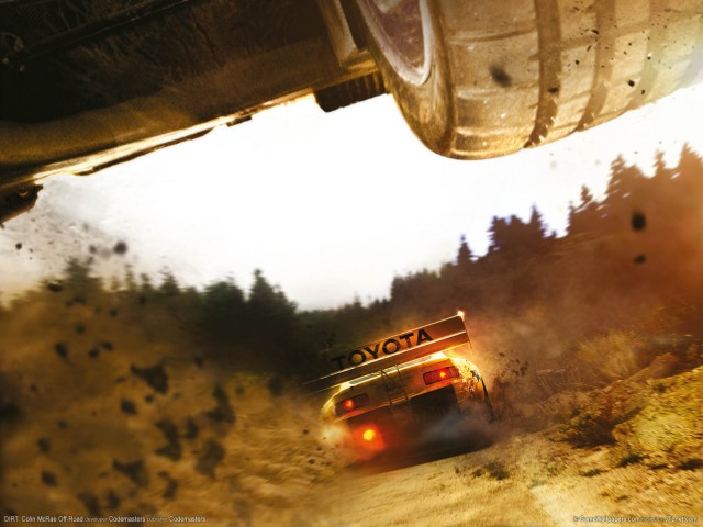 Wallpaper Dirt Colin Mcrae Off Road 01 1600