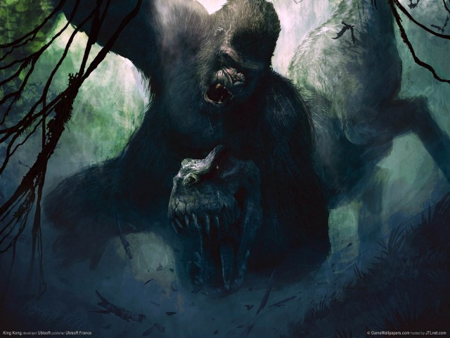Wallpaper King Kong 01 1600