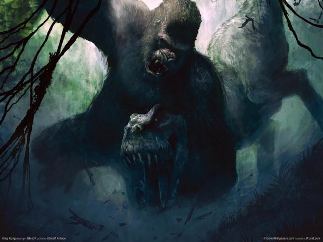 Wallpaper King Kong 01 1600